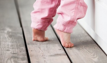 Çocuklarda Parmak Ucunda Yürüme